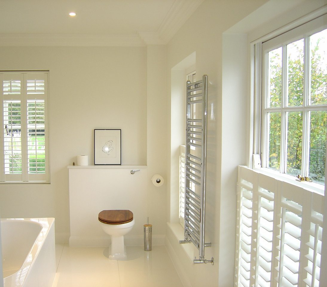 Internal shutters and styles for windows doors for Bathroom window styles