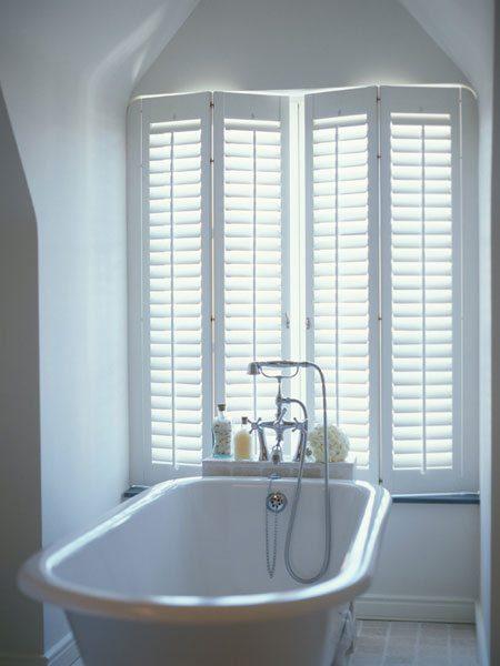 Bathroom Shutters Wetroom Shower Room Windows