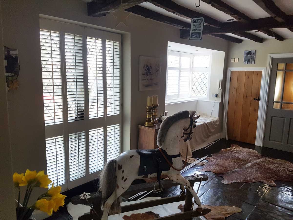 Shutters For Square Bay Windows Archives Eden House